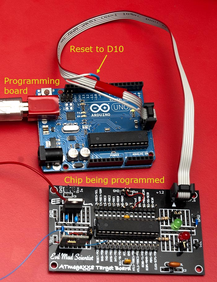 Arduino uno bootloader download hex
