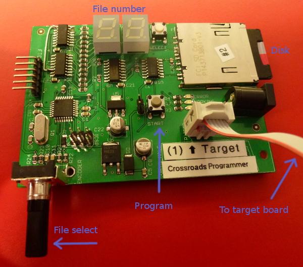Gammon Forum : Electronics : Microprocessors : Atmega chip