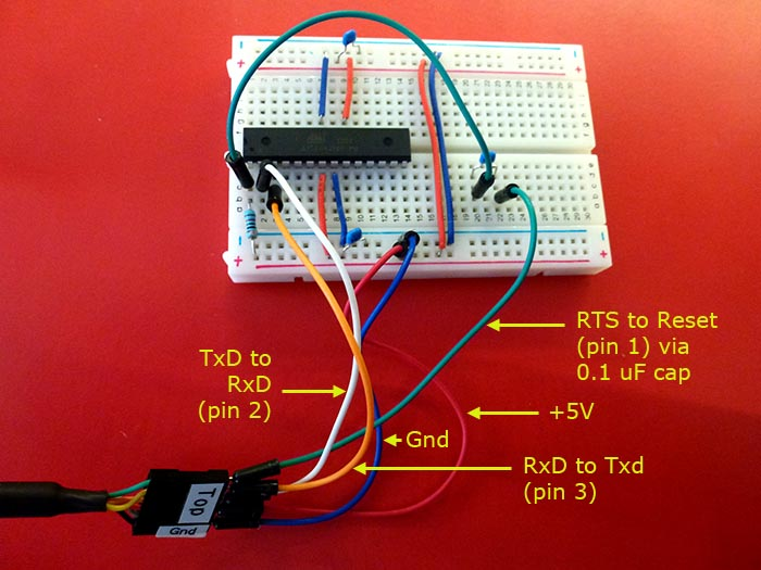 Gammon forum electronics microprocessors how to make