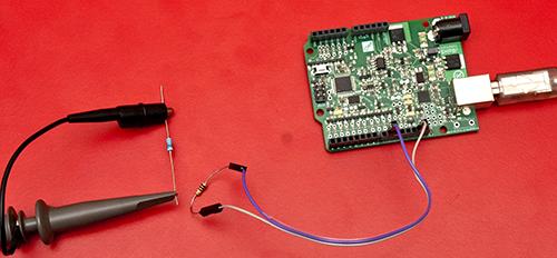 Your arduino as an emf transmitter