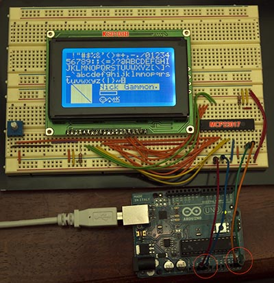 Firmware arduino through the programmer