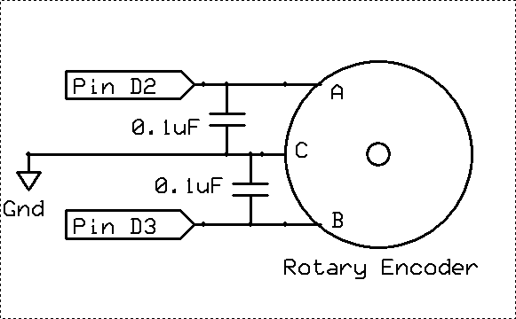 gammon forum   electronics   microprocessors   rotary encoders and interrupts